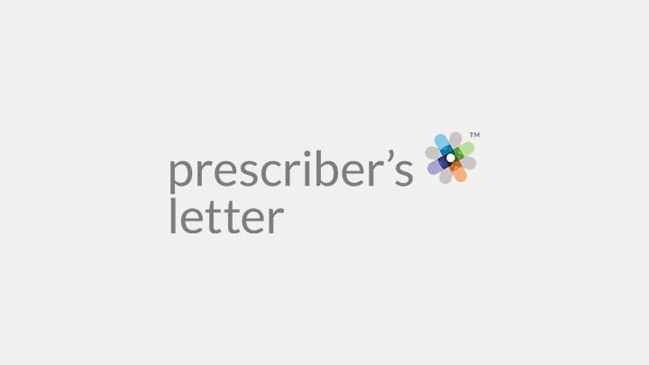 Prescriber's Letter