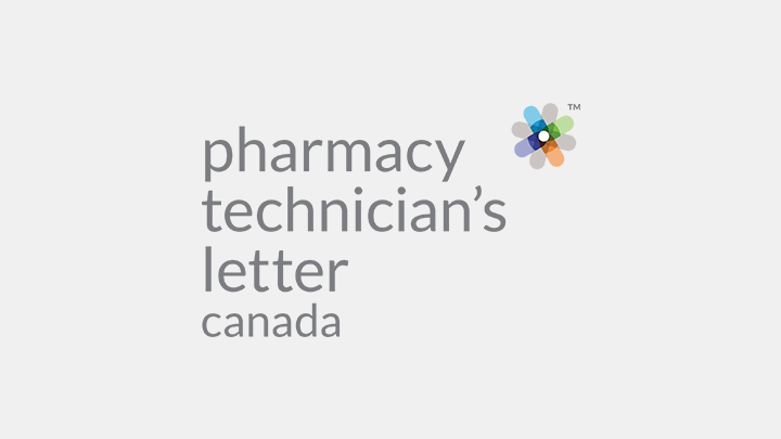 Pharmacy Technician S Letter Canada Trc Healthcare