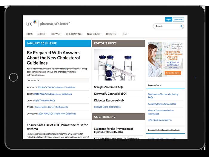 Pharmacists Trc Healthcare